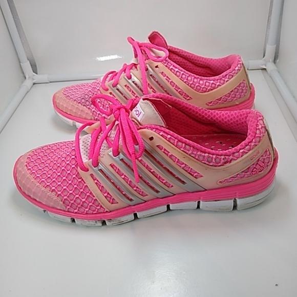 Adidas Climacool M25988 Pink Running Women's 8.5